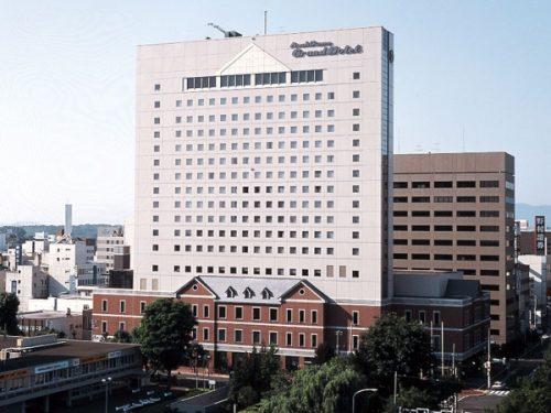 北海道の星野リゾート旭川グランドホテルの写真