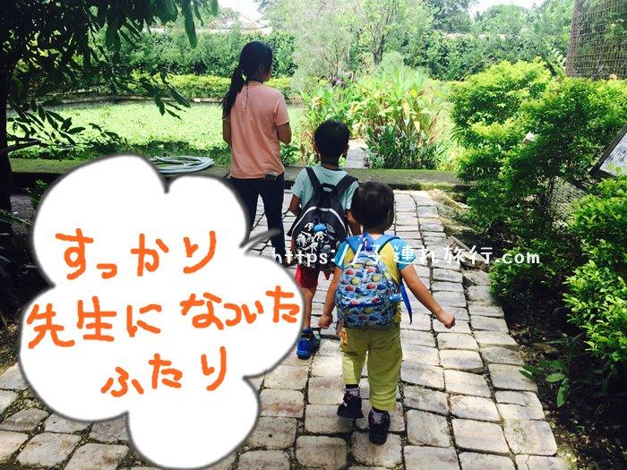 セブ島親子留学の幼児ブログの写真